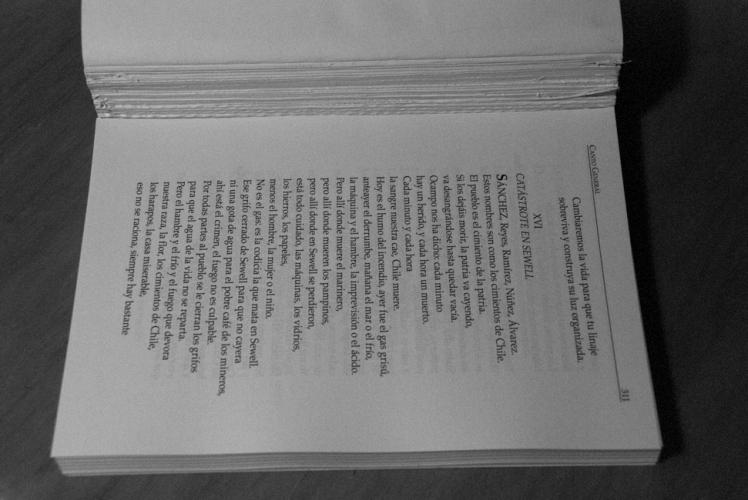 Neruda's Canto General (2012)